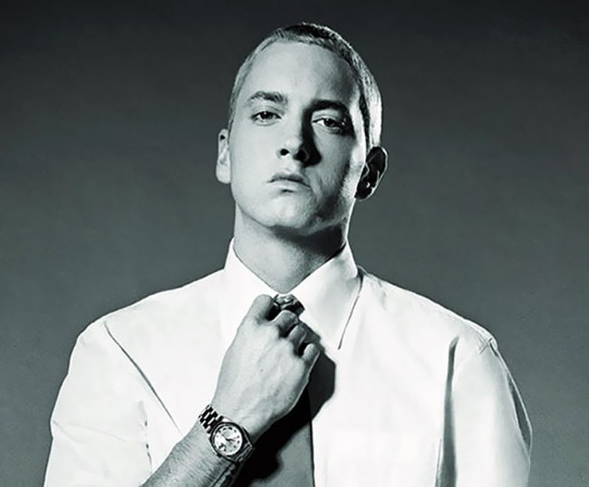 Emimen, Rolex on Eminem, Eminem wearing Rolex Watch, Rolex Wearing Celbrity, Celebrity wearing Rolex, Rolex on Famous People, Famous People Who Wear Rolex, Rolex, Eminem Rolex, The Watchmen, Watchmen Watches