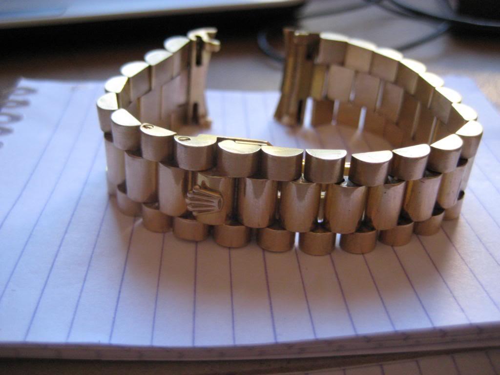 Rolex Hidden Clasp